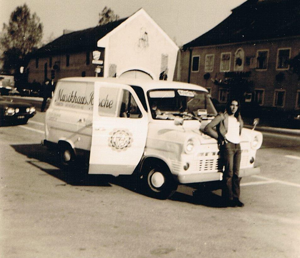 1971 Bandbus Waterloo
